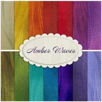 Amber Waves  14 FQ Set by Jinny Beyer for RJR Fabrics