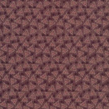 Best of Days 2454-55 Purple Stepping Stones by Janet Rae Nesbitt for Henry Glass Fabrics REM