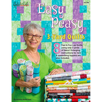 Easy Peasy 3-Yard Quilts Book