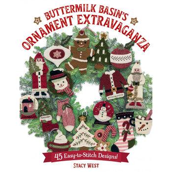 Buttermilk Basin's Ornament Extravaganza Book