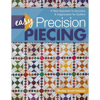 Easy Precision Piecing Book