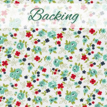 Twisting With The Stars Quilt Kit - Sunday Stroll - Backing - 3yds