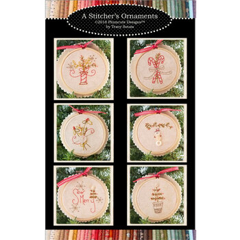 A Stitcher's Ornaments Pattern