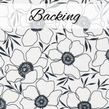 Mackintosh Quilt Kit - Illustrations - Backing - 4yds