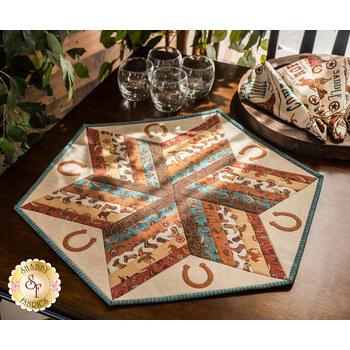 60 Degree Diamond Table Topper Kit - Home On The Range