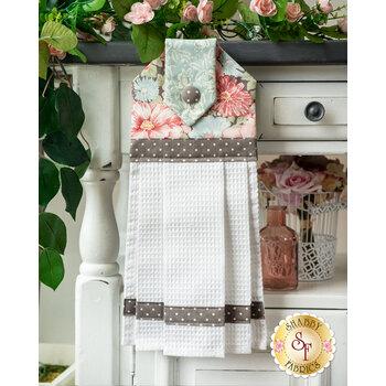 Hanging Towel Kit - Sanctuary - Floral