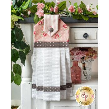 Hanging Towel Kit - Sanctuary - Pink