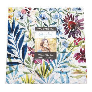 Fresh As a Daisy  Layer Cake by Create Joy Project for Moda Fabrics