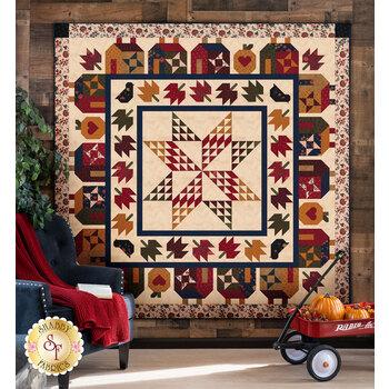 Autumnville Quilt Kit - Prairie Dreams