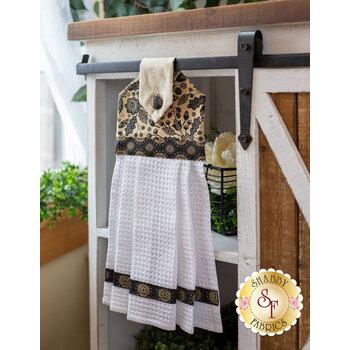 Hanging Towel Kit - Maryland - Tan