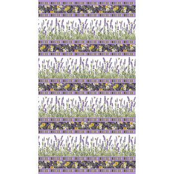 Lavender Market 24474-99 by Northcott Fabrics