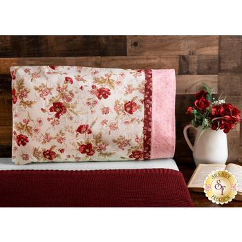 Magic Pillowcase Kit - Sweet 16 - Standard Size - Cream