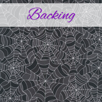 Too Cute To Spook - A Halloween Mystery BOM - Backing - 3 yds - RESERVE
