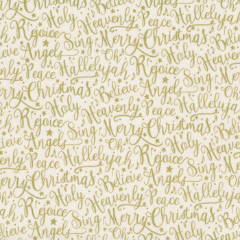 Oh Holy Night SC9553-Linen by Riley Blake Designs