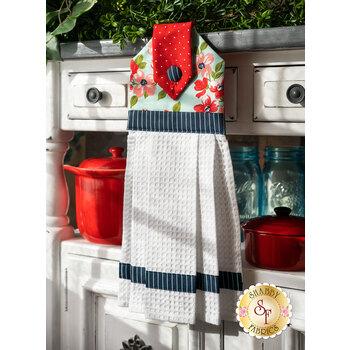 Hanging Towel Kit - Sunday Stroll - Teal
