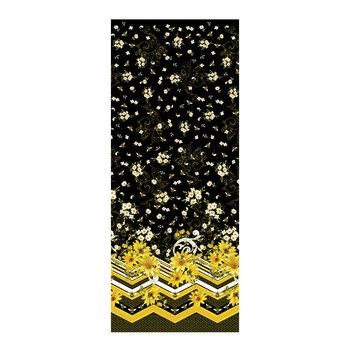 Buzzworthy 9973M-12 Black/Gold by Kanvas Studios
