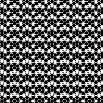 Buzzworthy 9969-09 Black/White by Kanvas Studios