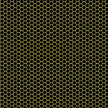 Buzzworthy 9969M-12 Black/Gold by Kanvas Studios