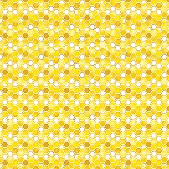 Buzzworthy 9969M-33 Yellow/Gold by Kanvas Studios