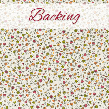 Hello Spring Quilt Kit - Spring Chicken - Backing - 3-1/2 yds