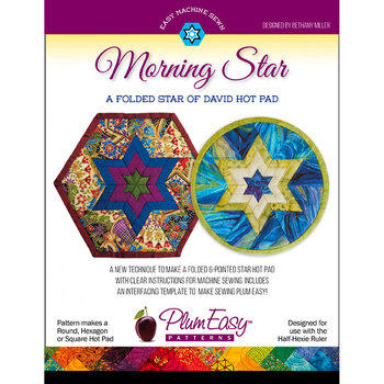 Morning Star Hot Pad Pattern