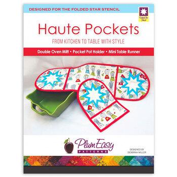 Haute Pockets Oven Mitt Pattern