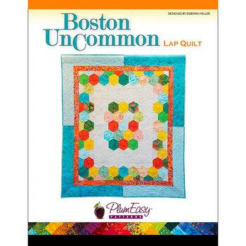 Boston UnCommon Lap Quilt Pattern