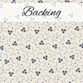 Jelly Weave Quilt Kit - American Gathering - Backing - 3-3/4 yds