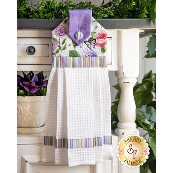 Hanging Towel Kit - Scented Garden - Floral