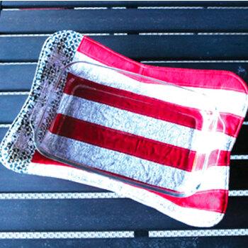 Americana Casserole Hot Pad Pattern