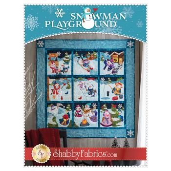 Snowman Playground Pattern