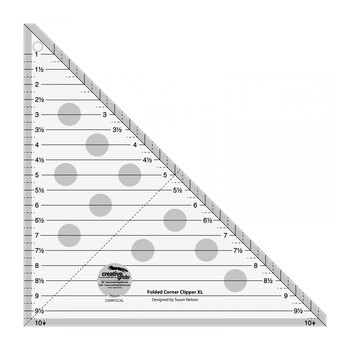 Creative Grids Folded Corner Clipper XL Tool #CGRFCCXL