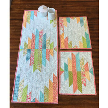 Reflections Runner & Placemats Pattern