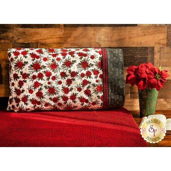 Magic Pillowcase Kit - Farmhouse Christmas - Standard Size - White