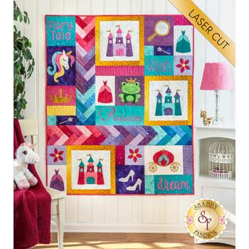 Fairy Tale Princess Quilt Kit - RESERVE