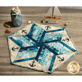 60 Degree Diamond Table Topper Kit - Sail Away