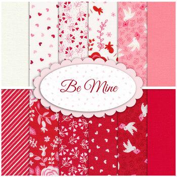 Be Mine  12 FQ Set by Stacy Iest Hsu for Moda Fabrics