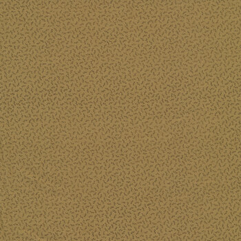 Buttermilk Winter 2284-66 Mini Swiggle Green by Henry Glass Fabrics REM