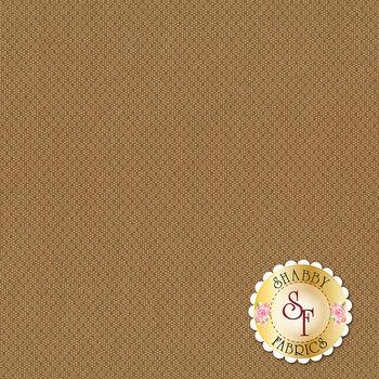 Buttermilk Blossoms 2110-43 Caramel Dot Mini by Henry Glass Fabrics REM