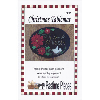 Christmas Tablemat Pattern