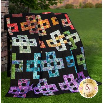 Simplify Quilt Kit - Floragraphix V