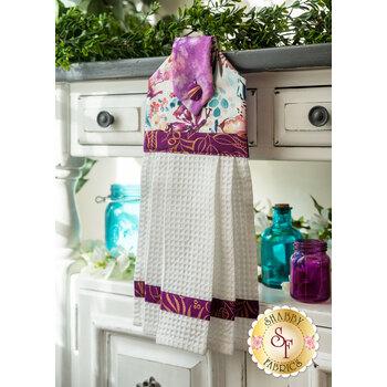 Hanging Towel Kit - Sunshine Soul - Purple