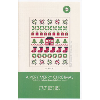 A Very Merry Christmas Pattern