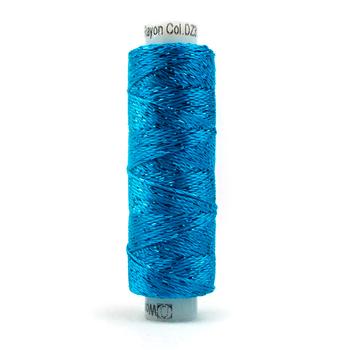 Dazzle Thread DZ3132 Blue Danbue - 50 yds