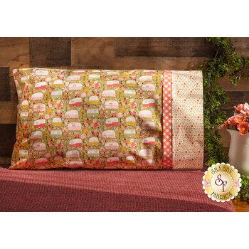 Magic Pillowcase Kit - Joy in the Journey - Standard Size - Green