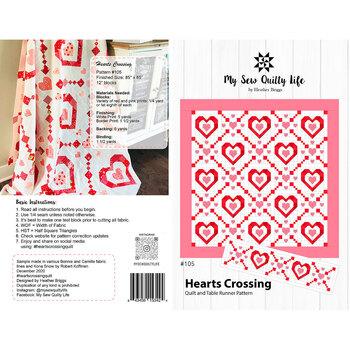 Hearts Crossing Pattern