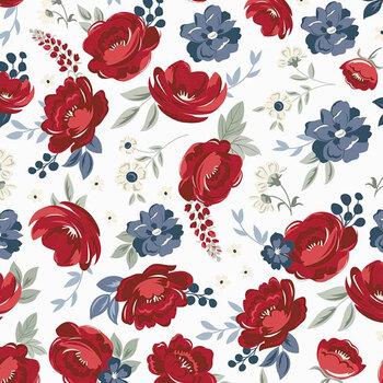 American Dream 11930-Off White by Riley Blake Designs