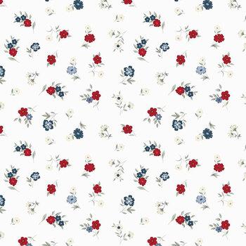 American Dream 11932-Off White by Riley Blake Designs