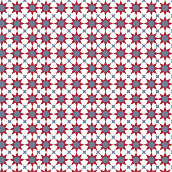 American Dream 11934-Off White by Riley Blake Designs
