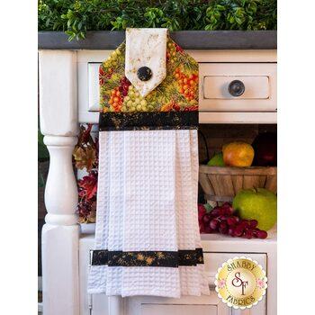 Hanging Towel Kit - Bounty of the Season - Grapes